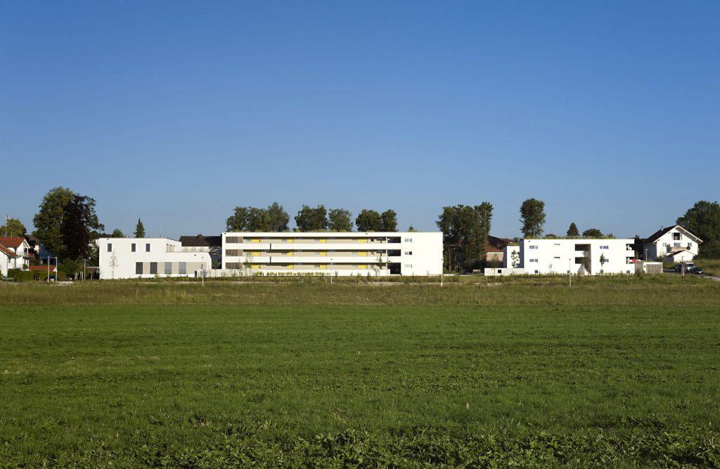 Mehrgenerationenhaus und Dienstleistungszentrum