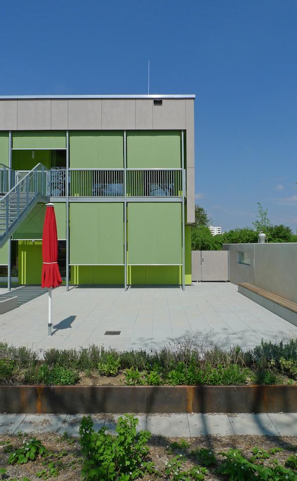 Häuser für Kinder in Systembauweise