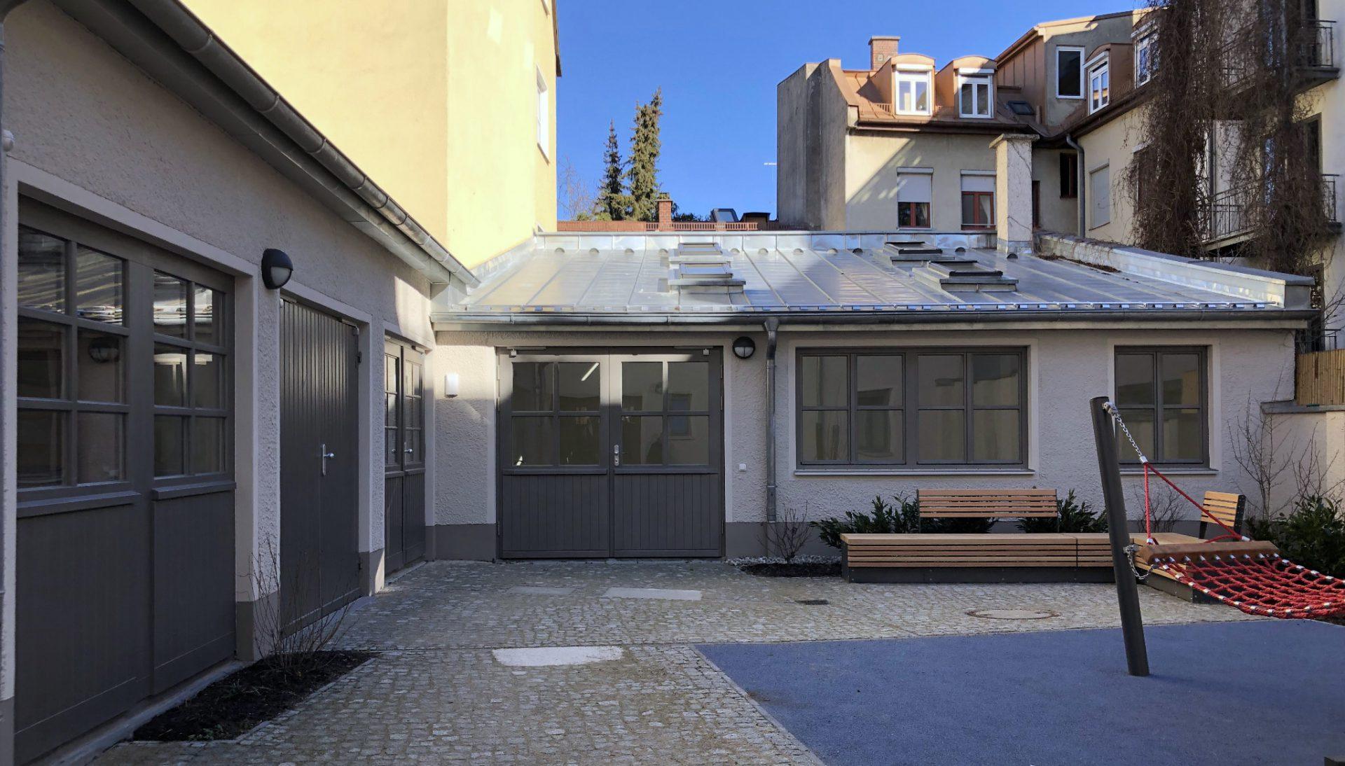 Teilsanierung Wagnerstraße