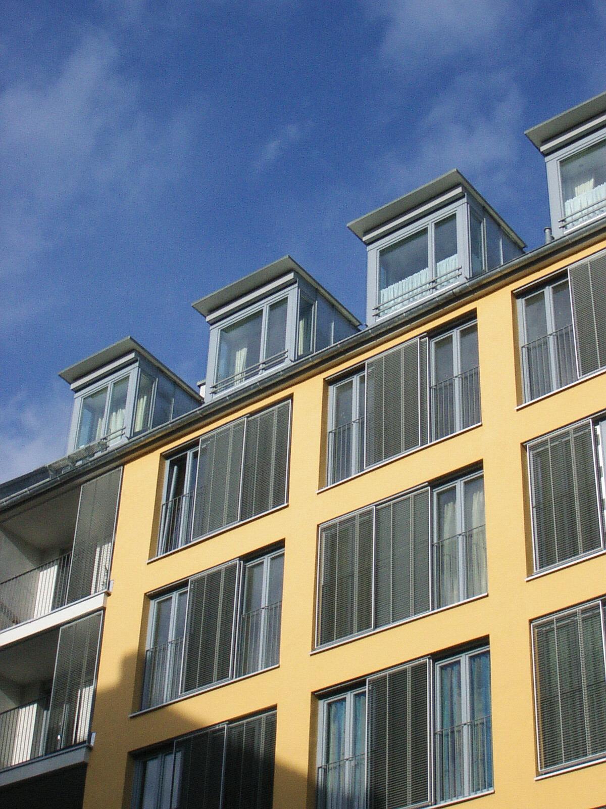 Neubau und Umbau Hohenzollernstraße