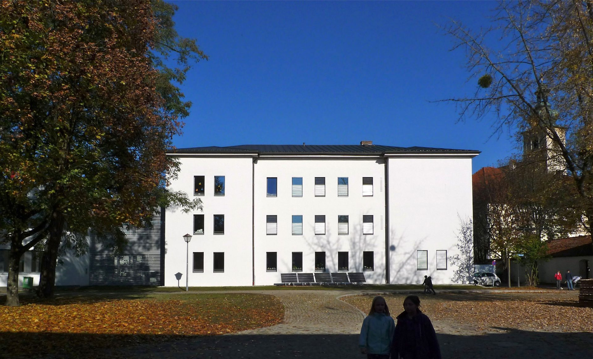 Sanierung und Modernisierung der Grund- und Haupschule Tittmoning