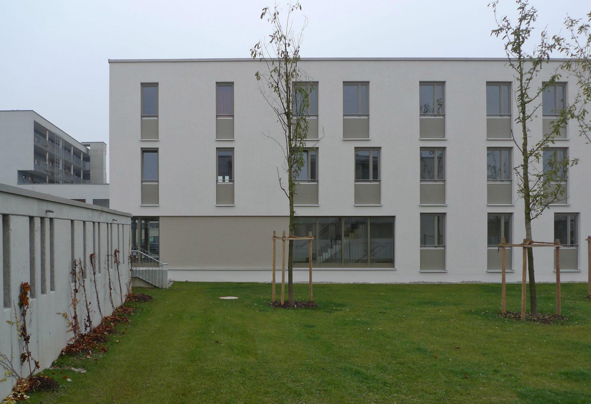 Wohnanlage Messestadt Riem WA9/WA10