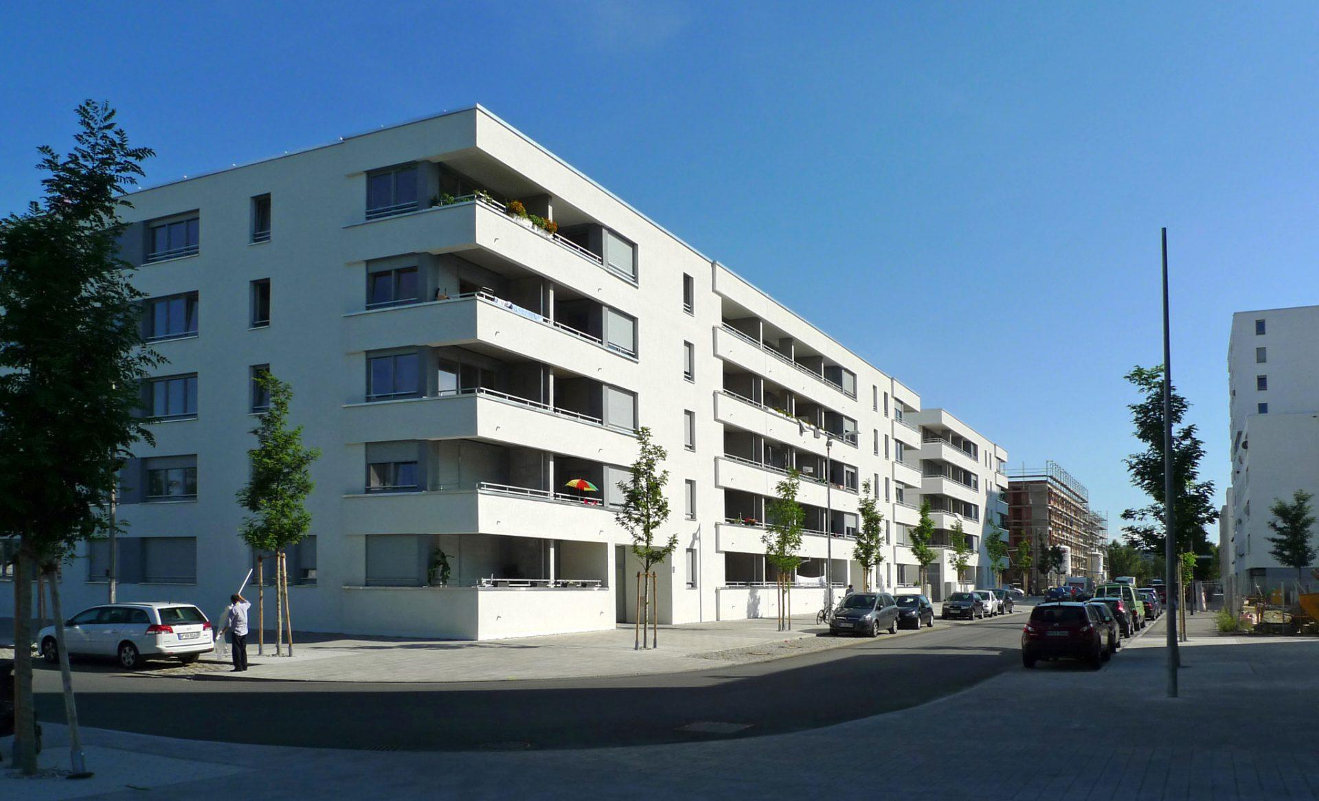 Wohnanlage Hirschgarten WA17