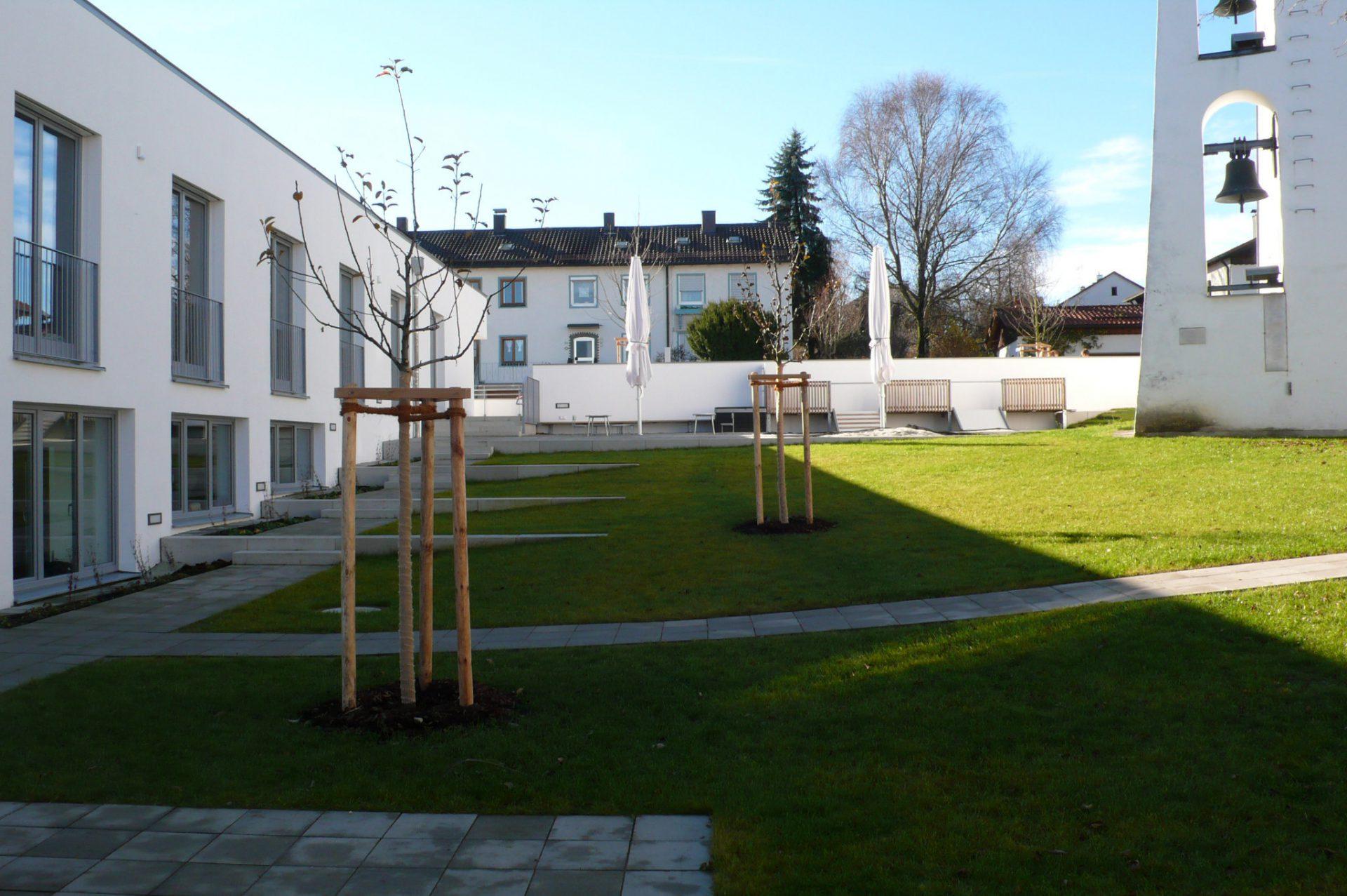 Kinderkrippe an der Johanneskirche