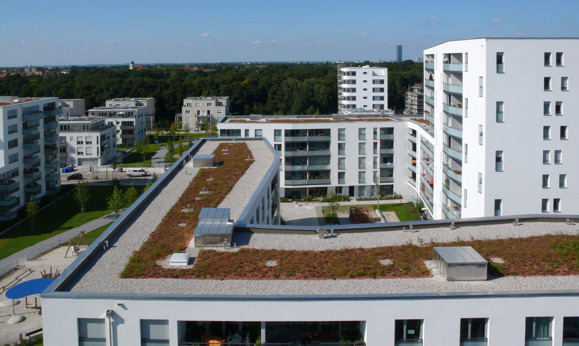 Wohnanlage Hirschgarten WA14