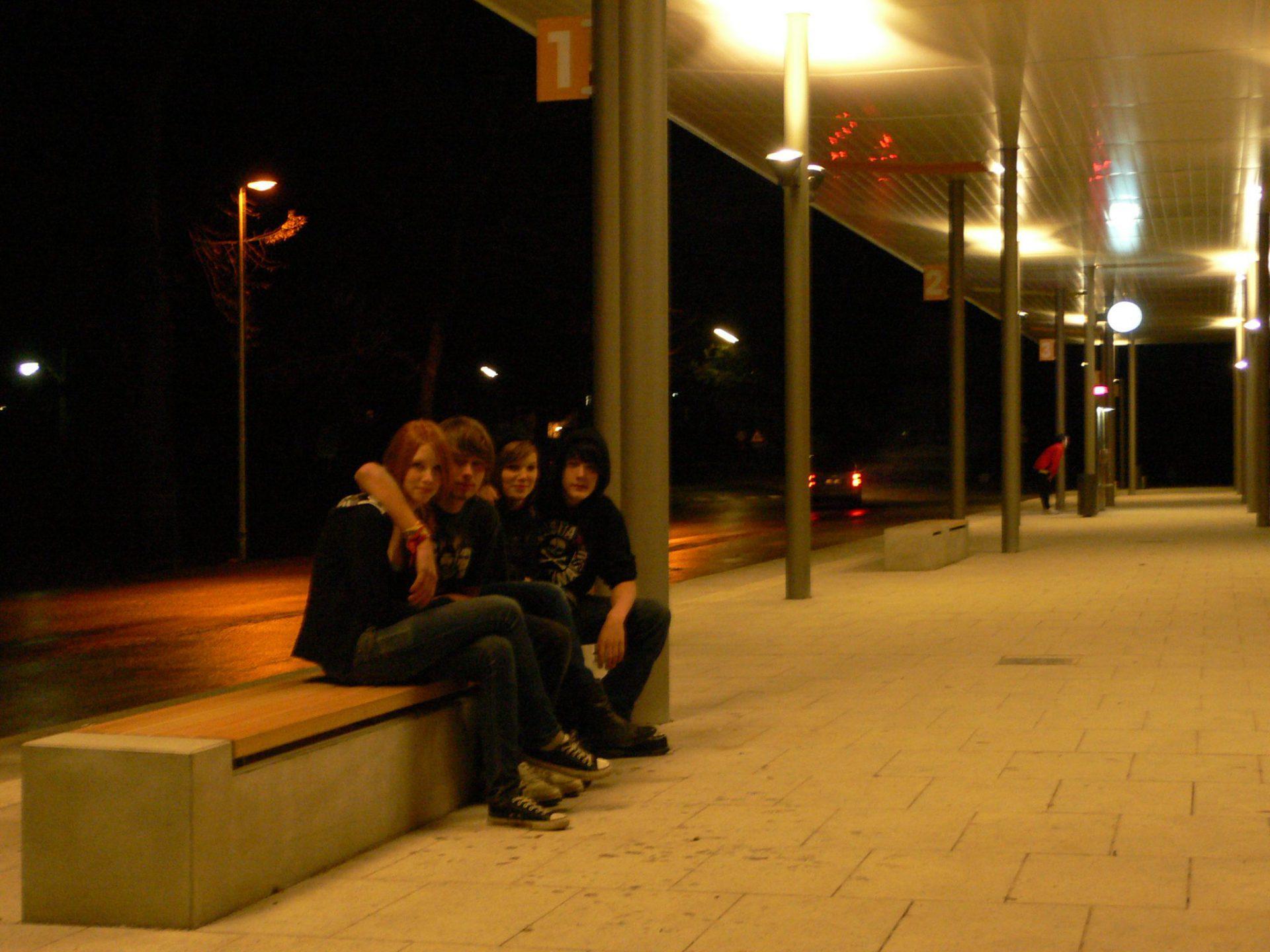 Busbahnhof Schrobenhausen