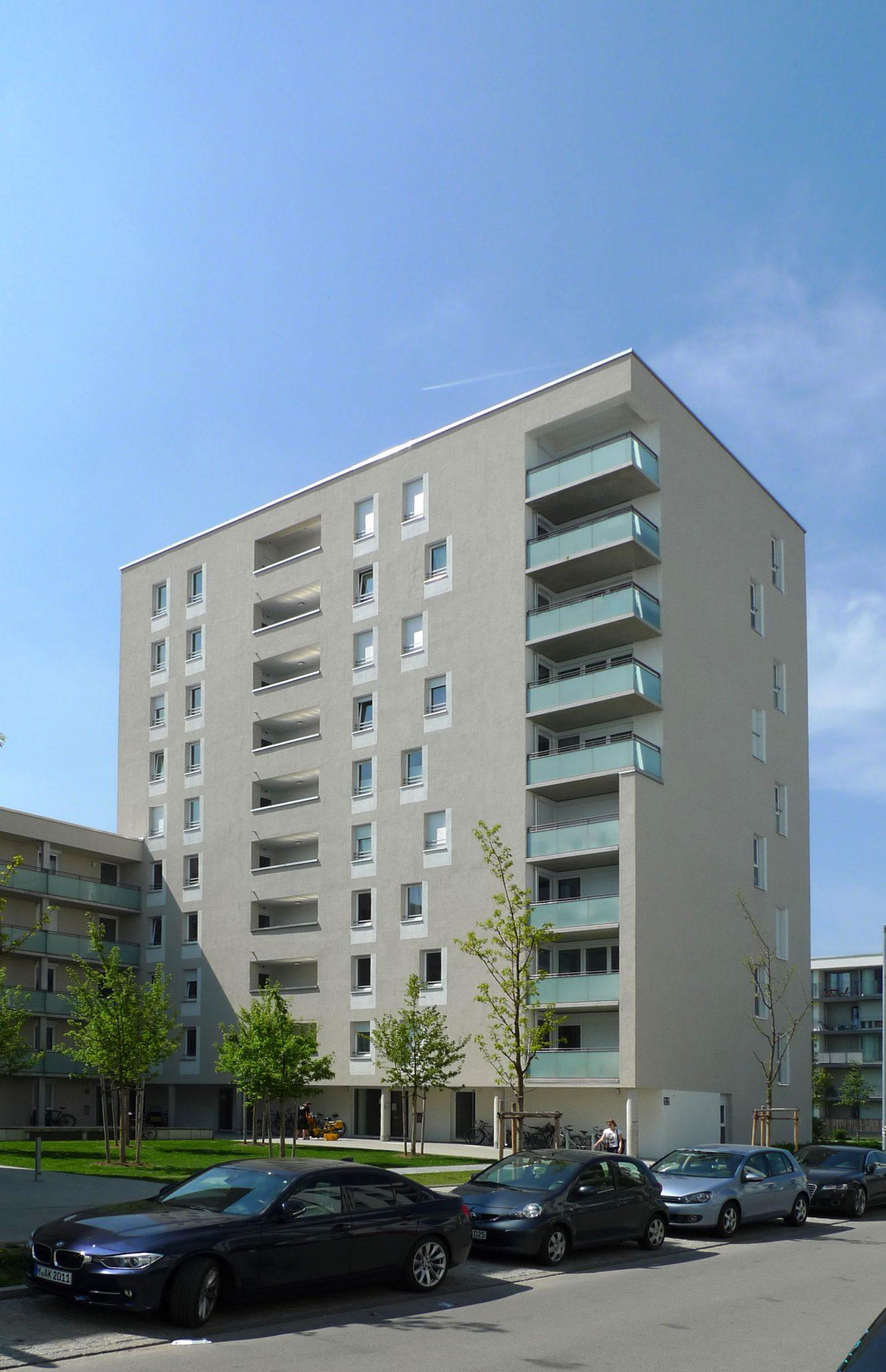 Wohnanlage Hirschgarten WA15
