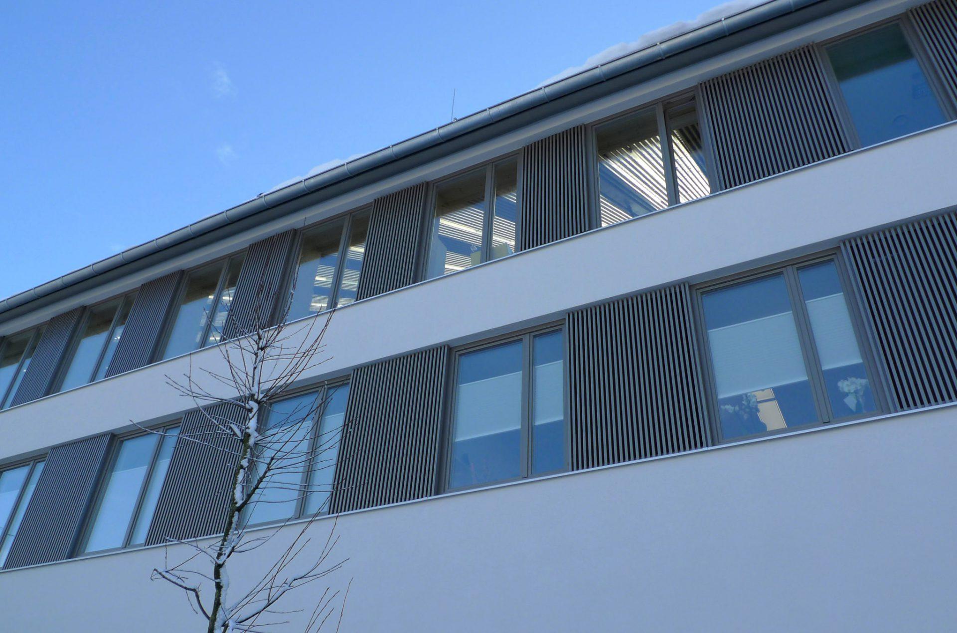 Gemeindehaus Wörth