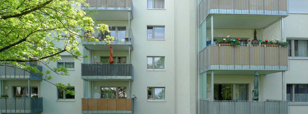 Energetische Sanierung und Modernisierung HBG Pasing