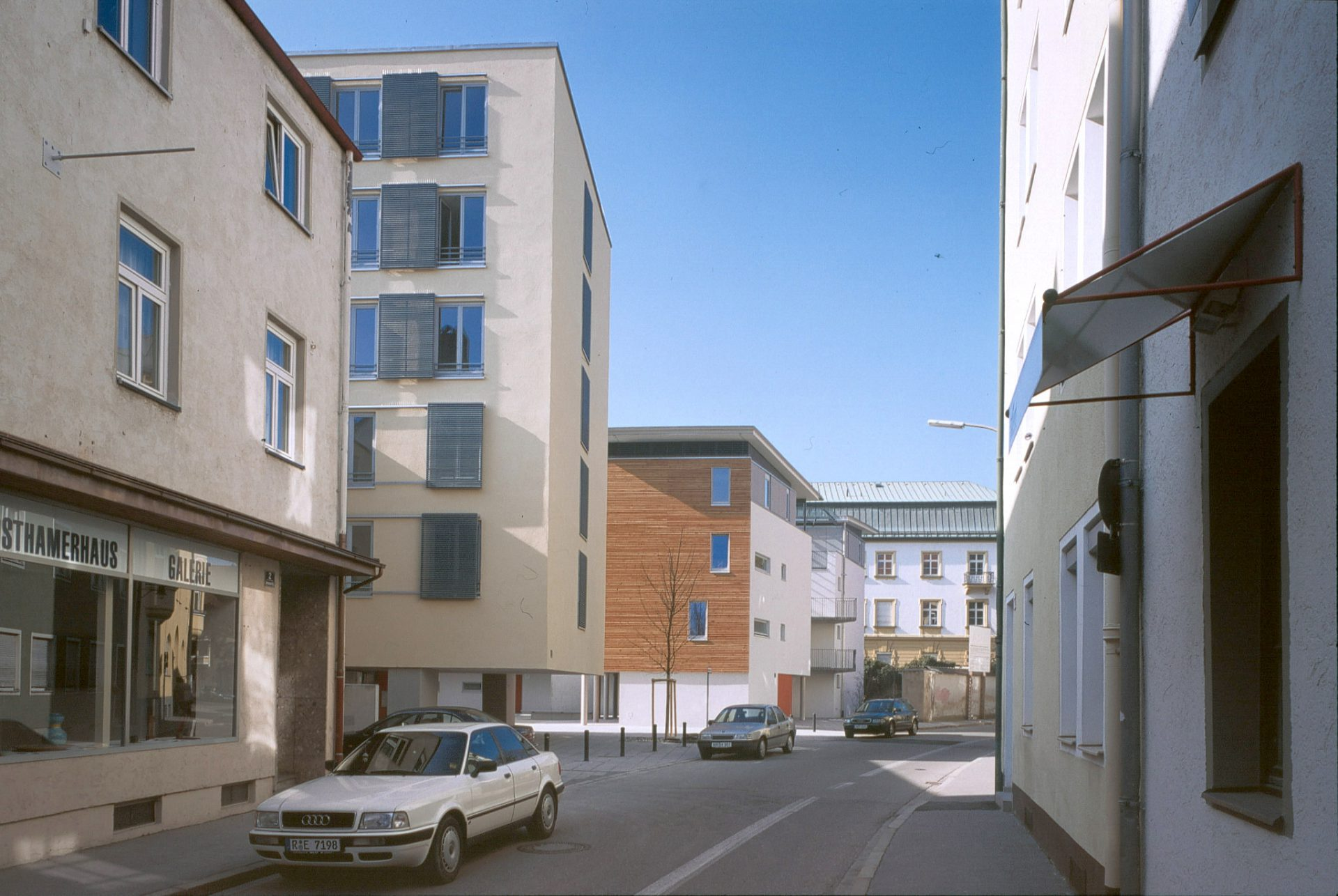 Wohnanlage Gymnasiumstraße